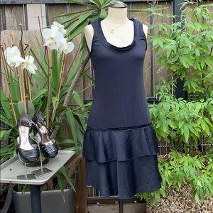 Ann Taylor tee shirt sleeveless smalldress